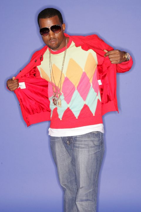 Kanye West Best Style Moments 40th Birthday Yeezy