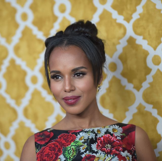 hollywood, ca   march 31  actress kerry washington attends the premiere of hbo films confirmation at paramount theater on the paramount studios lot on march 31, 2016 in hollywood, california  photo by jason kempingetty images