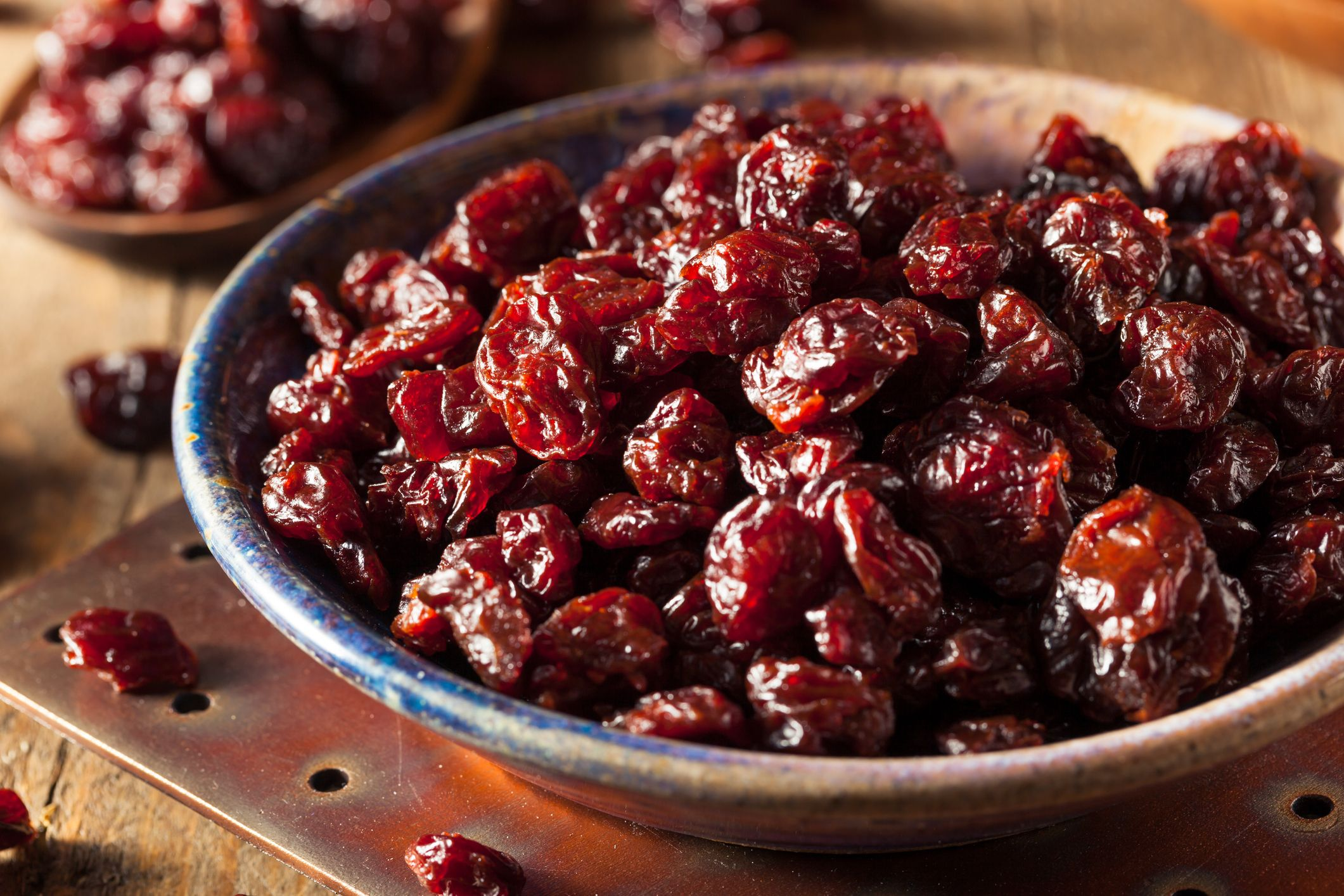 Organic Raw Dry Cherries