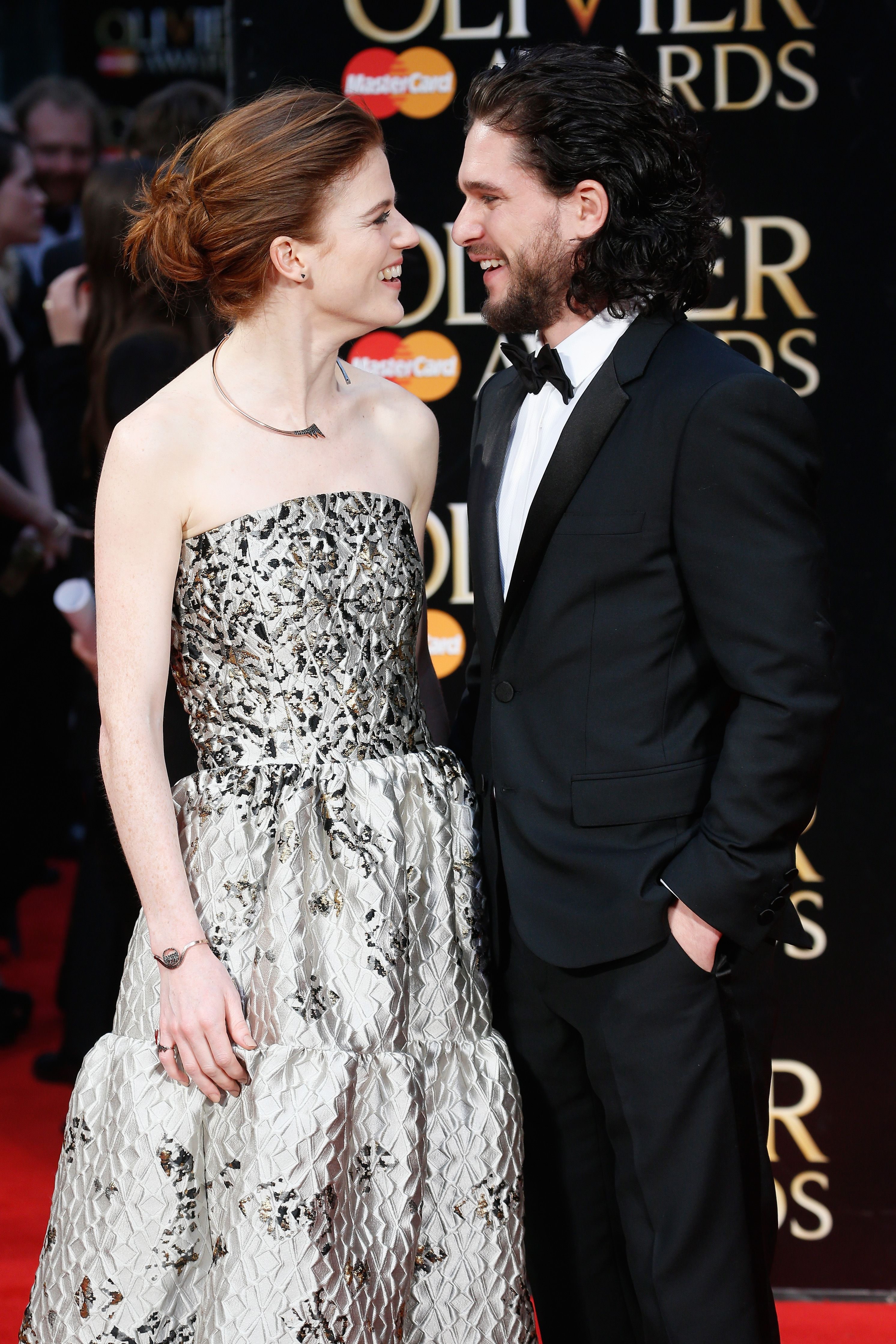 Rose Leslie (Ygritte) and Kit Harington (Jon Snow) The on-screen lovebirds made it official off-screen, tying the knot at a Game of Thrones-esque castle in 2018. Talk about life imitating art.