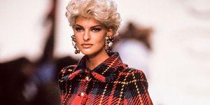Oscar De La Renta - Runway - Ready To Wear Fall/Winter 1991-1992