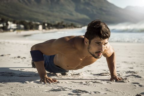 Beach Ready Workout Men S Health | sport1stfuture org