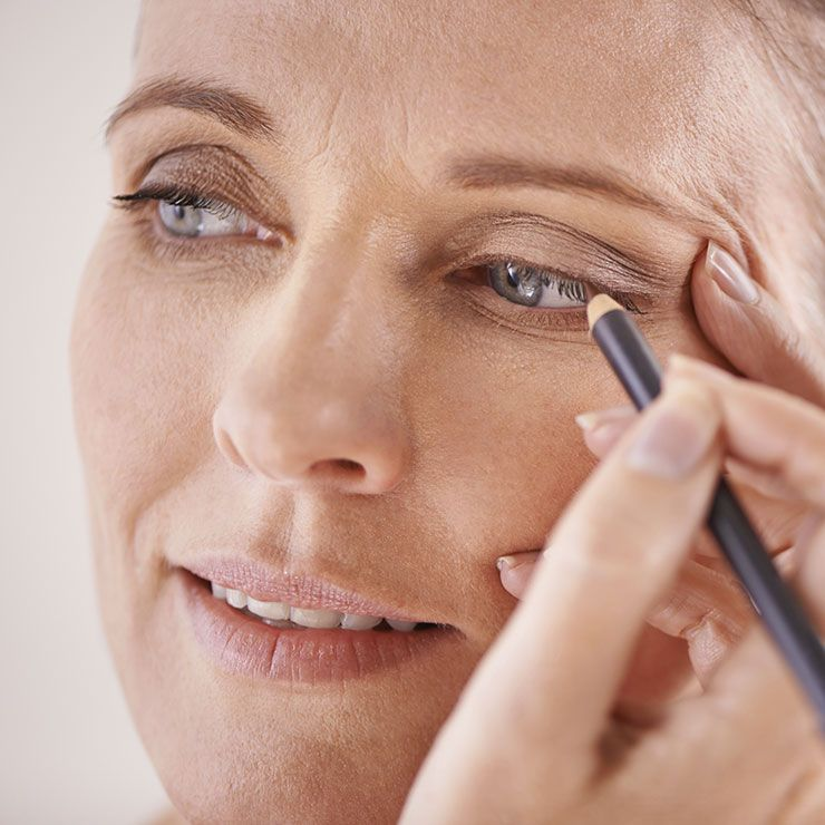 Eyeliner tips for over 40