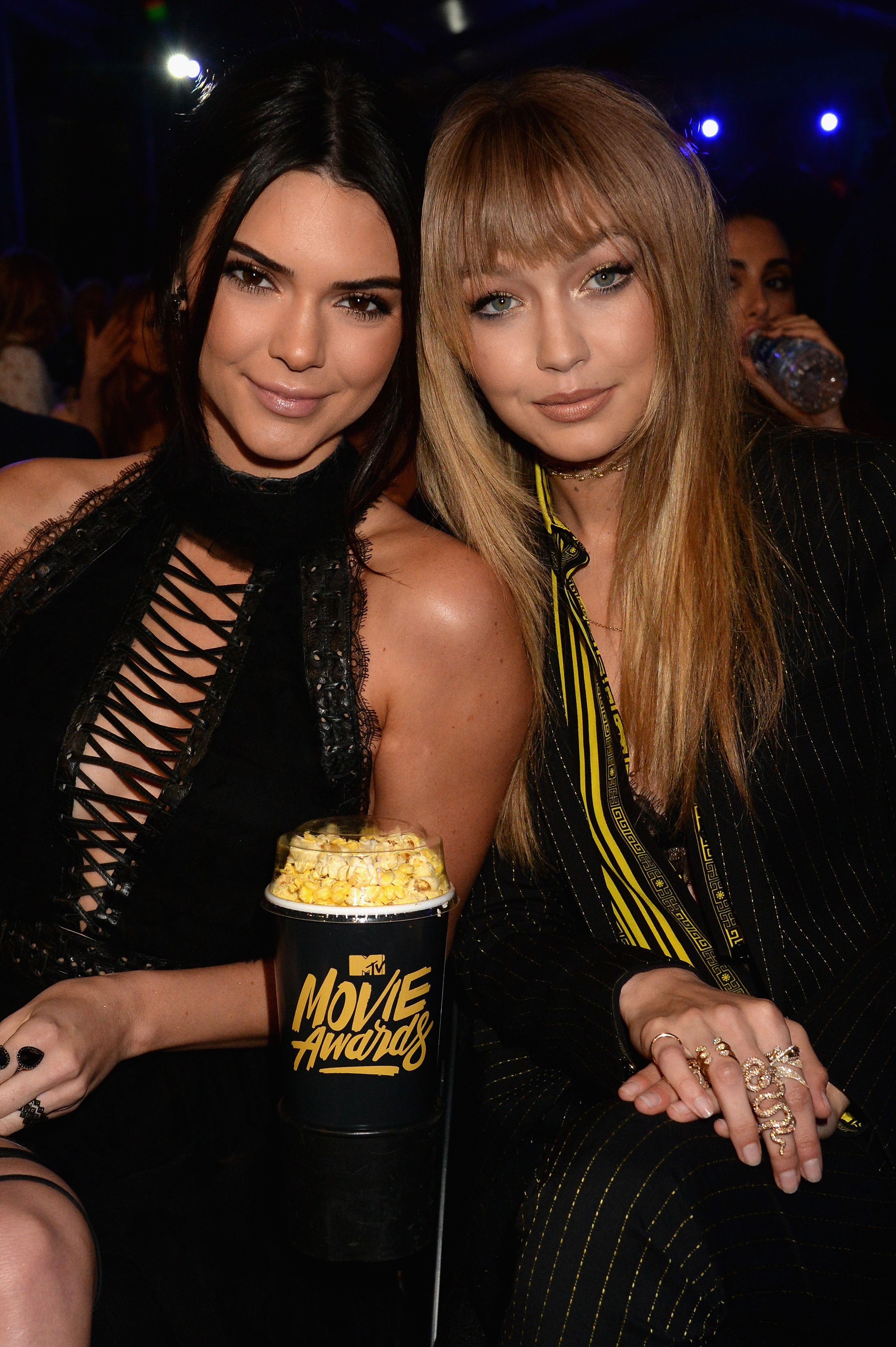 Kendall Jenner, Gigi Hadid And Joan Smalls' Leather Shirt Looks Are The Envy Of Women Everywhere
