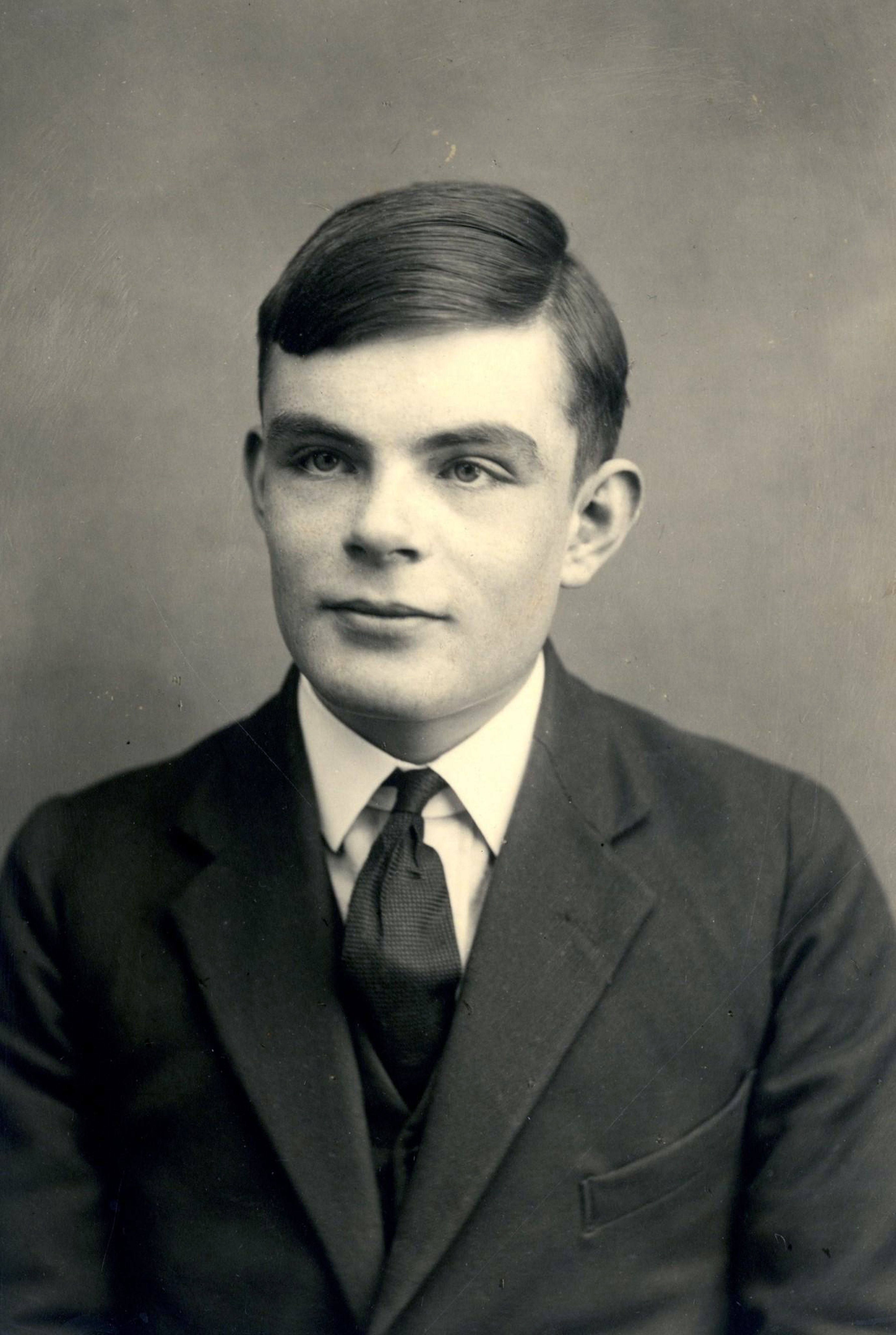 Alan Turing's Last Paper Inspires a Better Way to Desalinate Water