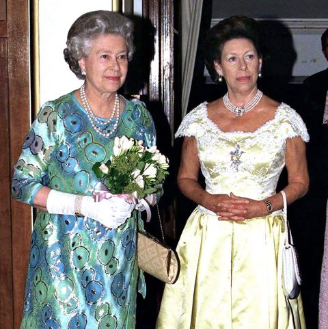 Princess Margaret And Roddy Llewellyn S Relationship Timeline