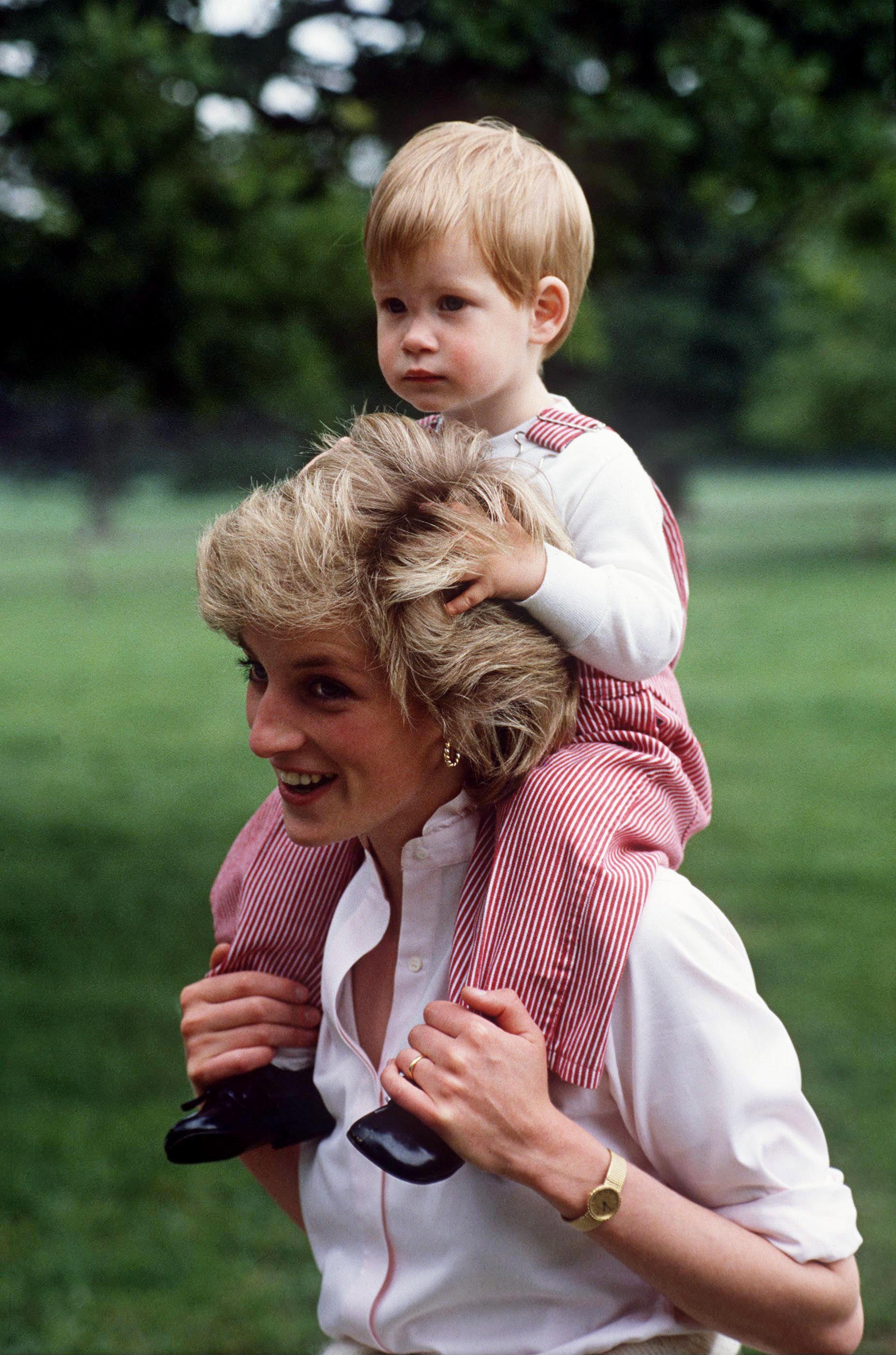 黛安娜王妃,黛安娜,黛妃,英國皇室,黛妃忌日,威廉王子,哈利王子