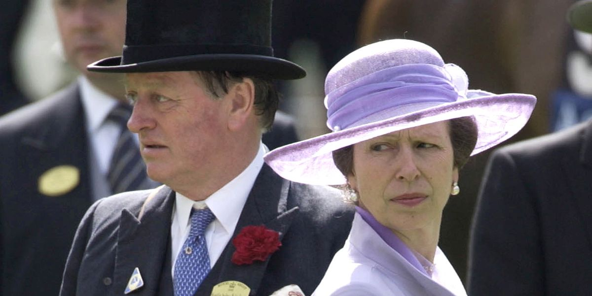 Did Princess Anne Date Andrew Parker Bowles Per The Crown