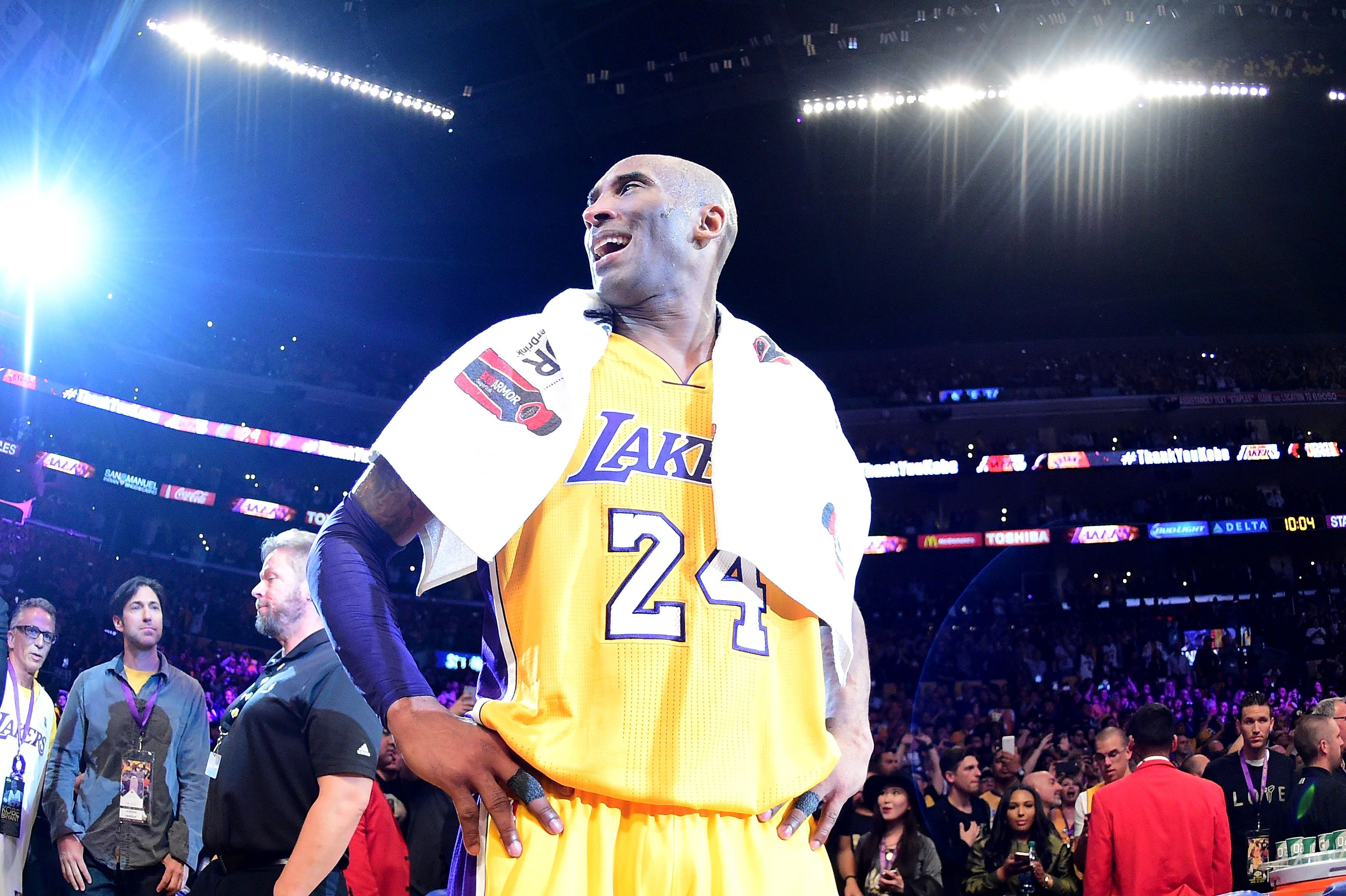Capturing a Glimmer of Kobe Bryant, 20 Years Later