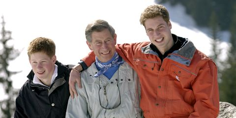 10 times prince harry and william were just like their dad prince charles 10 times prince harry and william were