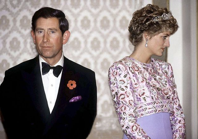 south korea   november 03  prince charles and princess diana on their last official trip together   a visit to the republic of korea south koreathey are attending a presidential banquet at the blue house in seoul  photo by tim graham photo library via getty images