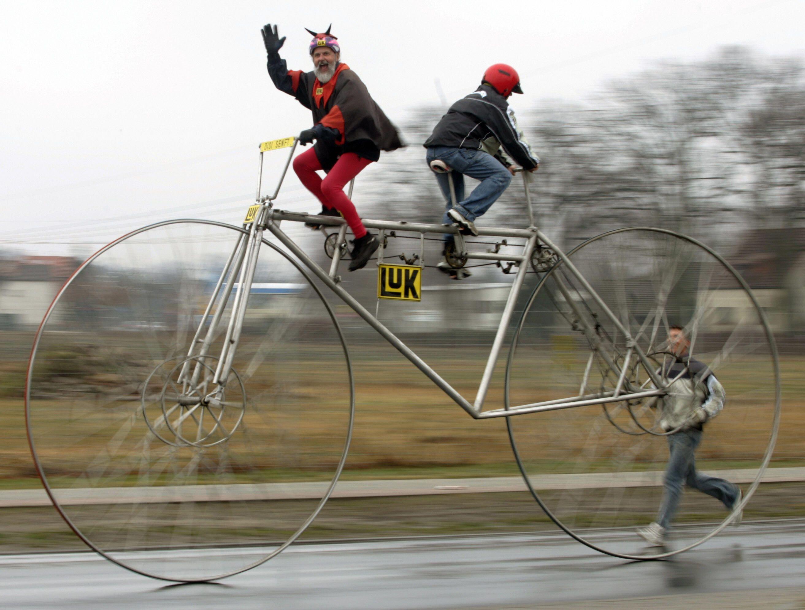 Cycling World Records 30 Amazing Bike Feats