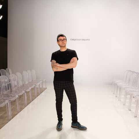Christian Siriano For Kleinfeld Spring/Summer 2017 Runway Show