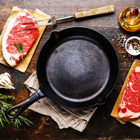 9 Best Cast-Iron Skillets for 2019 - Cast-Iron Cookware Brands