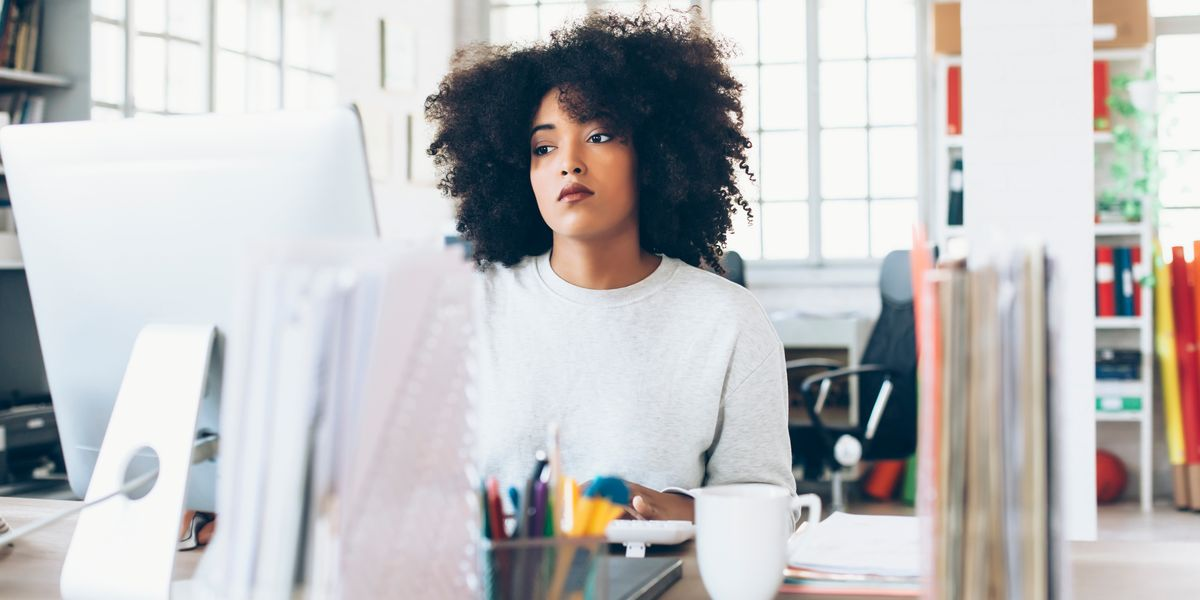 6 Signs You're Burned Out at Work