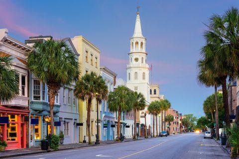 Southern Charms Charleston Travel Guide