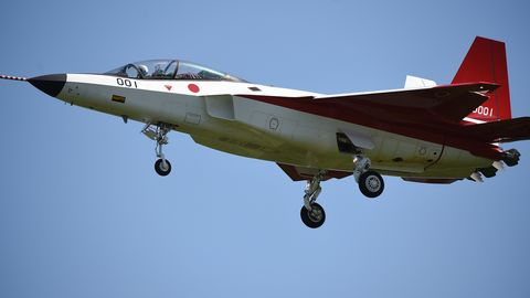 Japan May Scrap Its Homegrown Fighter Jet