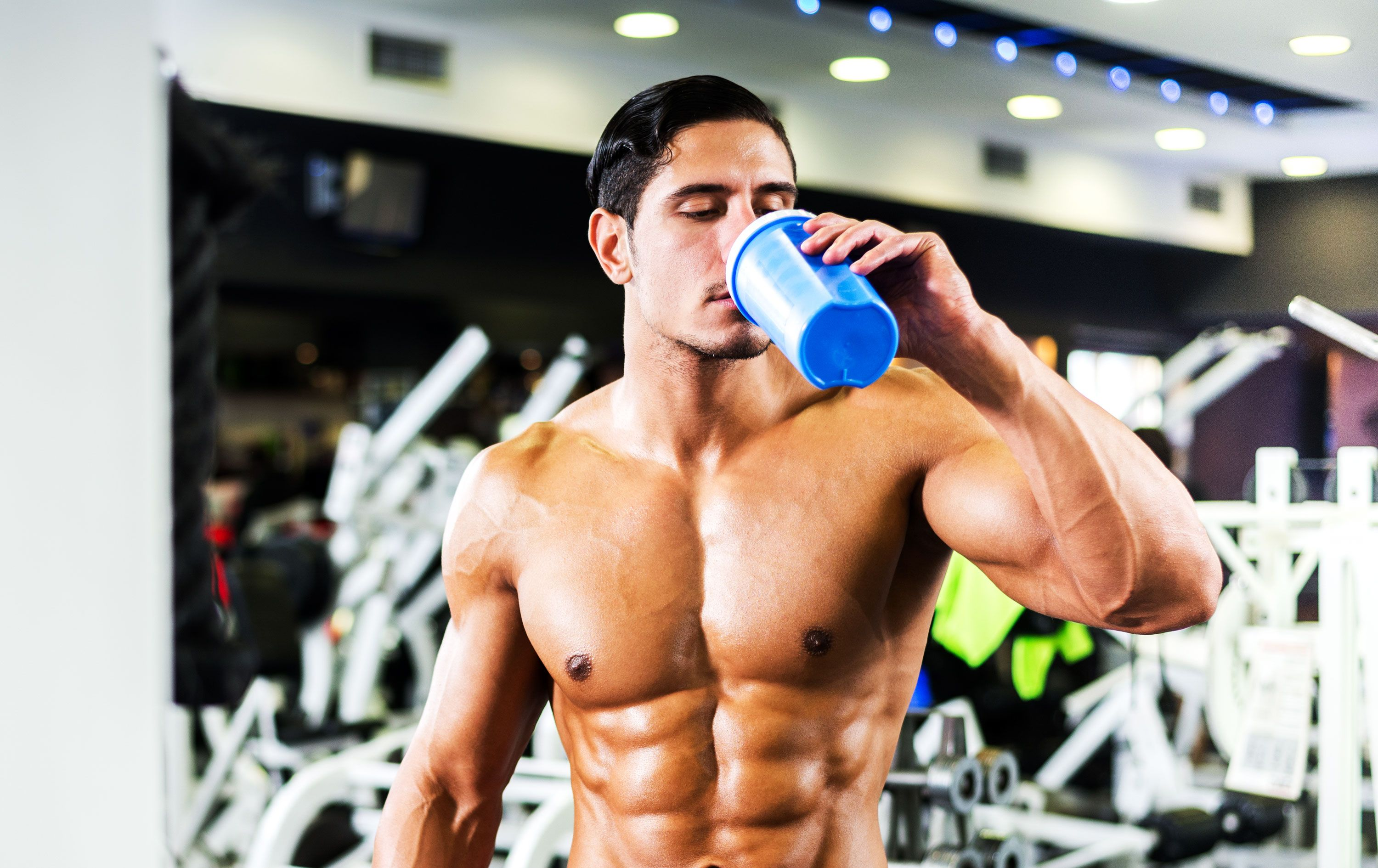 The Secret to Eating for Muscle? It's Not Your Post-Workout Protein Shake.