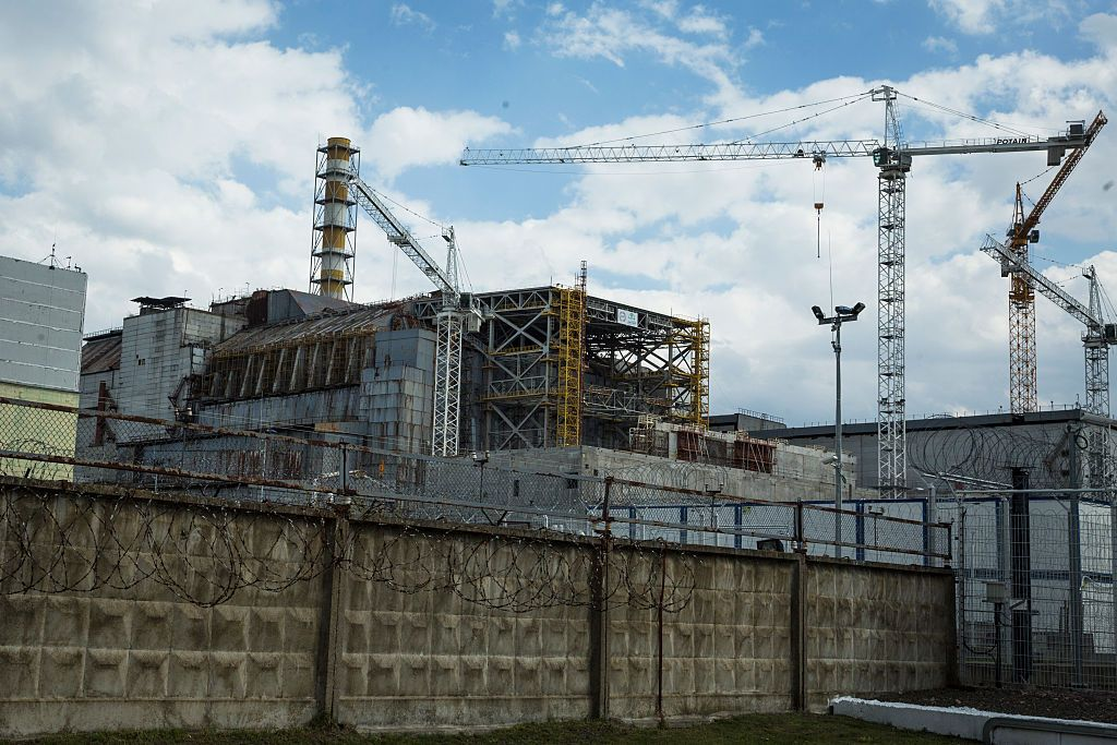 Chernobyl's Historic Sarcophagus to Be Dismantled