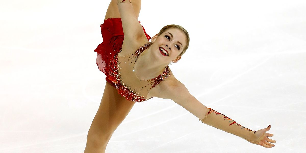 Figure Skating Legend Gracie Gold Being Treated for ...Gracie Gold Depression