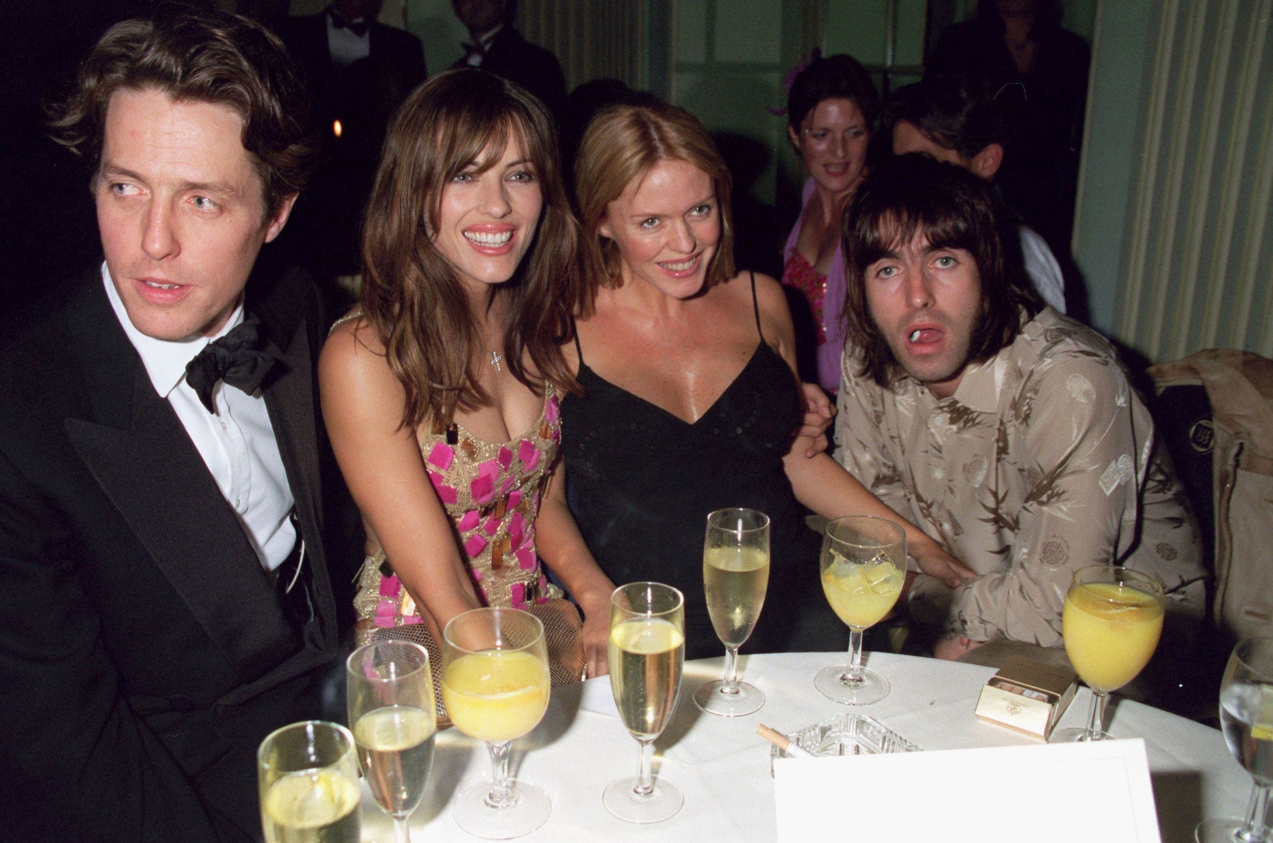 Celebrities Partying in the '90s: The Photos