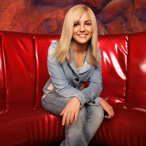 NY: Portrait Session With Jamie Lynn Spears