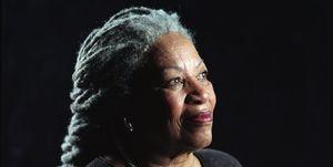 Portrait Session With Toni Morrison
