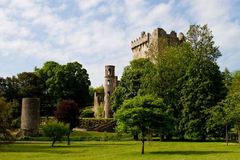 lucky places blarney castle