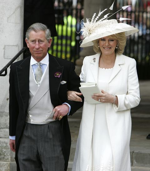 Prince Charles and Camilla's Wedding Day