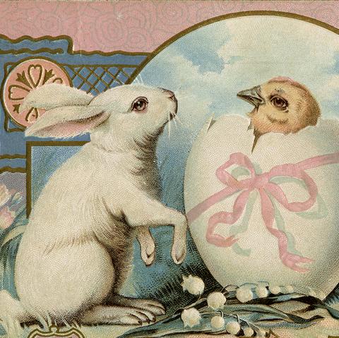 Illustration, Adaptation, Easter, Love, Art,