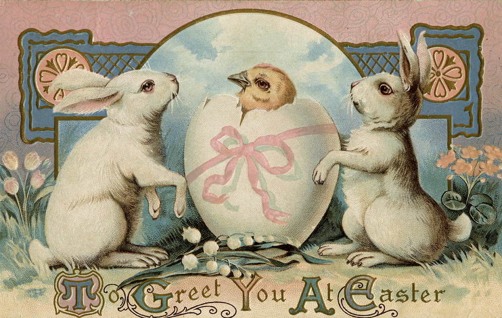 What Are the Easter Bunny's Origins? Here's the Fascinating History of the Easter Bunny