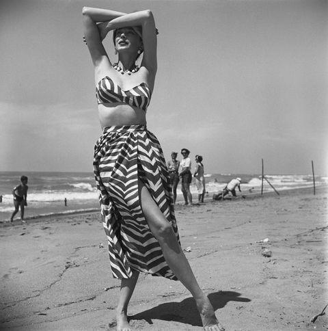 icone di stile moda anni 50