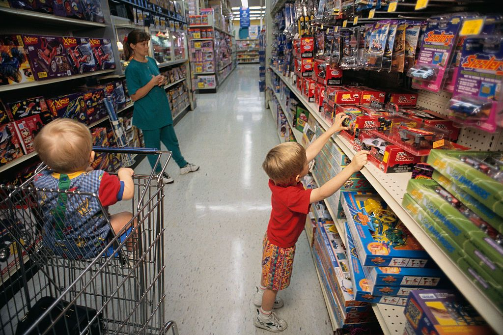 """Toys """"R"""" Us Is Coming Back Online With the Help of Former Rival Target"""