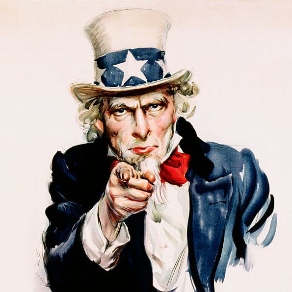 i want you for the us army recruitment poster by james montgomery flagg