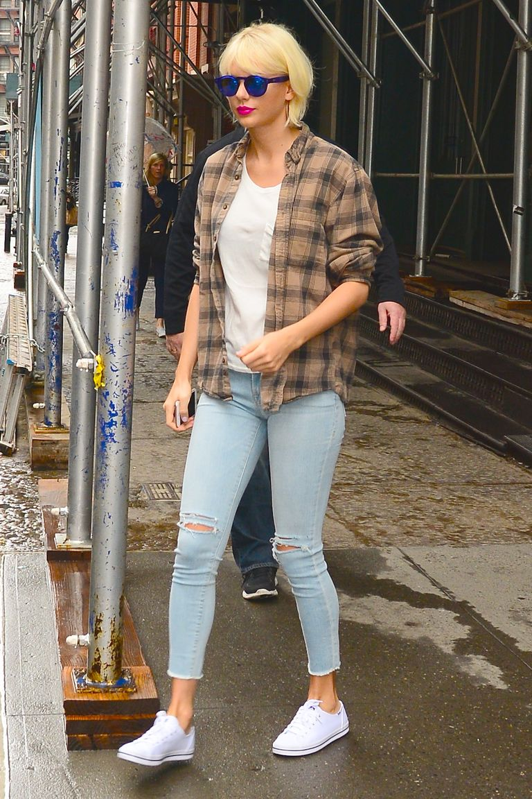 Flannel Outfits Plaid Shirt Outfit Ideas