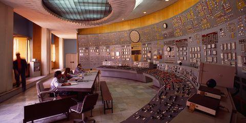 Retro Control Rooms