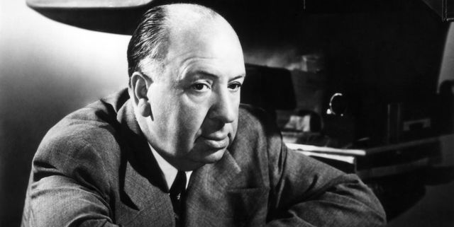 alfred hitchcock with directors chair photo by herbert dorfmancorbis via getty images