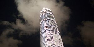 China - Hong Kong - Two International Finance Centre