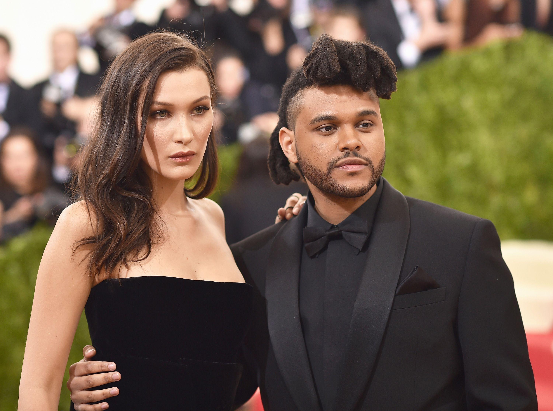Weeknd dating bella hadid