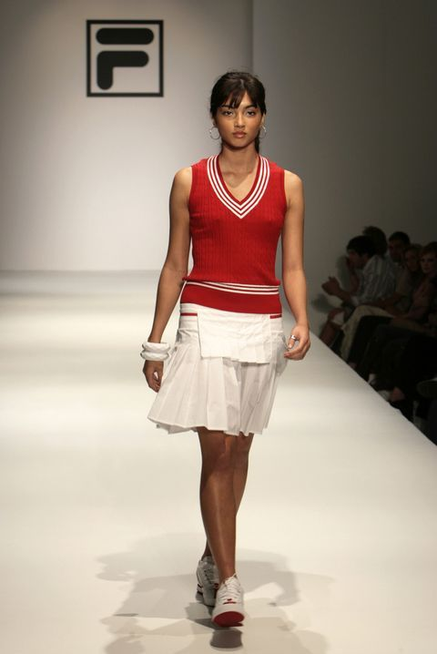 Funkshion Fashion Week Miami Beach Fall 2006 - Fila - Runway