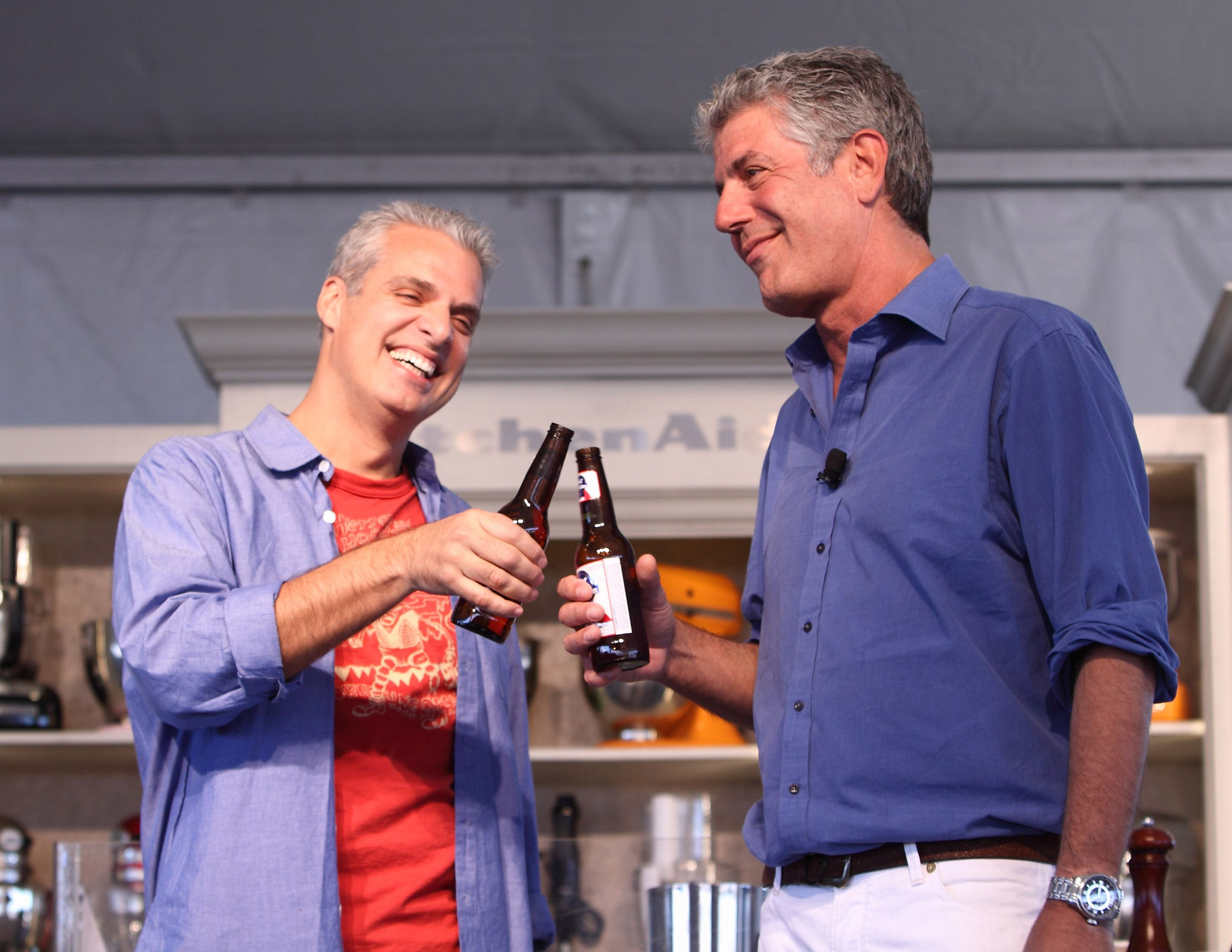 José Andrés And Eric Ripert Honor Anthony Bourdain With A Culinary Institute Of America Scholarship