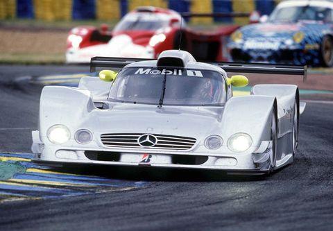 Land vehicle, Vehicle, Car, Sports car, Mercedes-benz, Race car, Sports car racing, Motorsport, Sports prototype, Racing,