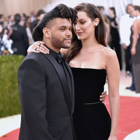 The Weeknd ternyata sudah siap melamar Bella Hadid dan memberikannya sebuah cincin berlian (dok. Elle)