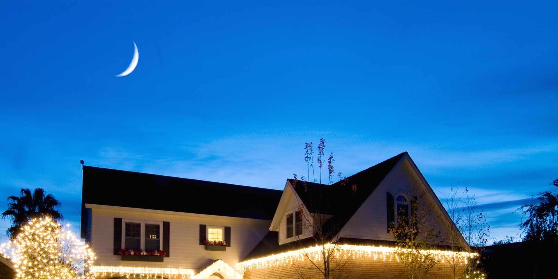 People Are Putting Their Christmas Lights Back Up Amid Coronavirus Fears