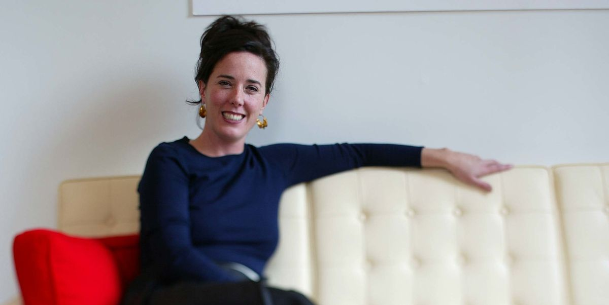 Kate Spade Career Timeline What Was Kate Spade S Net Worth