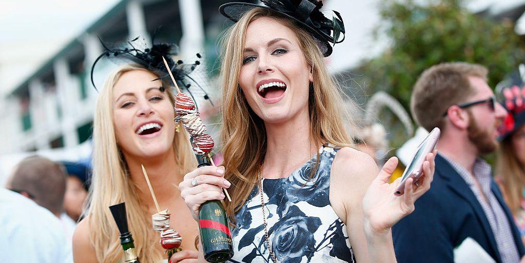 20 Chic Kentucky Derby Dresses Best Derby Day Dress Ideas For Women