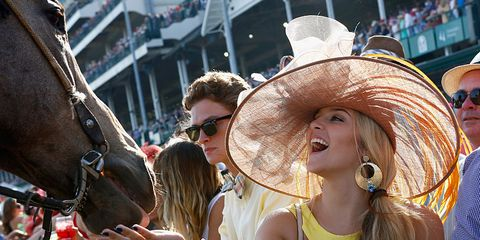 6abdd6ffdf31 28 Best Kentucky Derby Hats for Women - Stylish Kentucky Derby Hats
