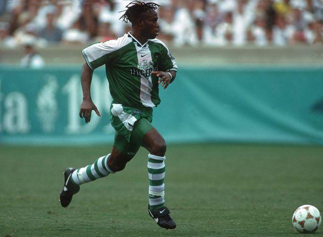 taribo west nigeria olympische spelen 1996