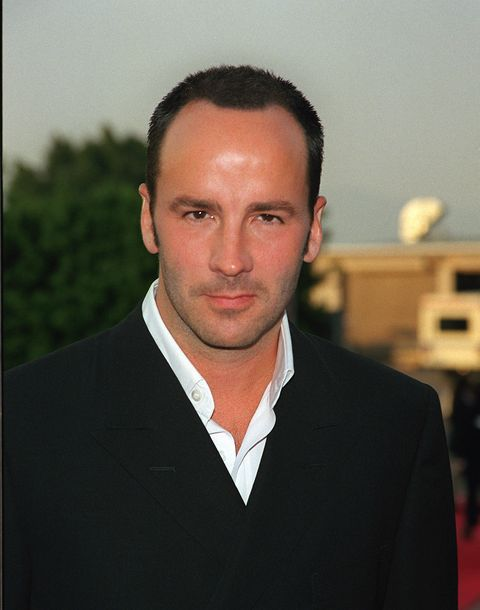 original caption portrait of gucci stylist tom ford photo by frank trappercorbis via getty images