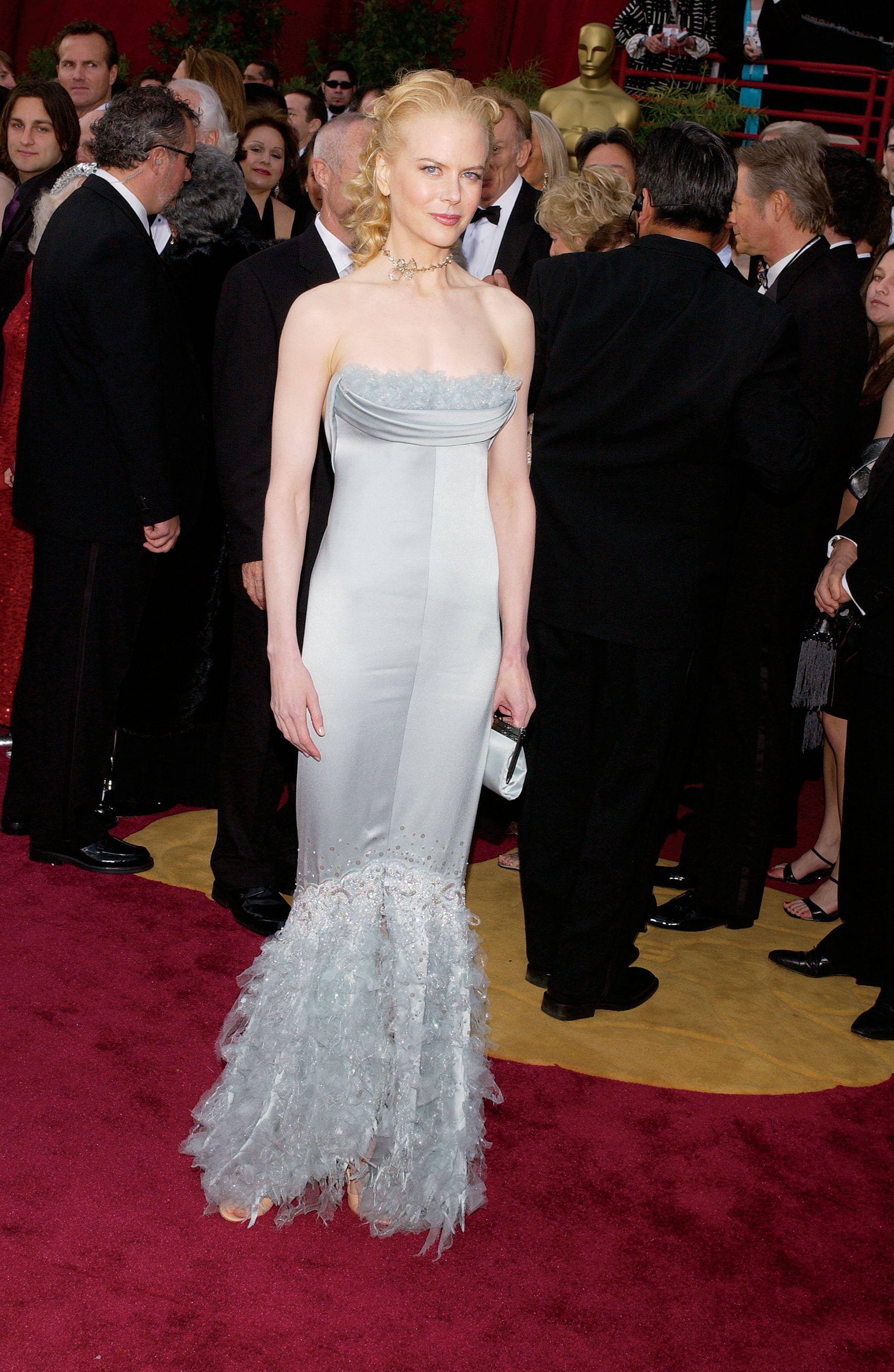 Famous Actress Dresses